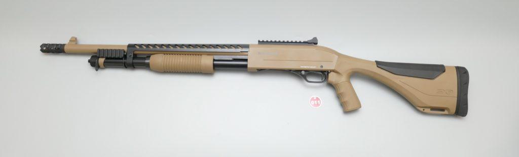 Winchester Xtreme Dark Earth Defender Vorderschaftrepetierer  Kal: 12/76 Preis: 643,-€