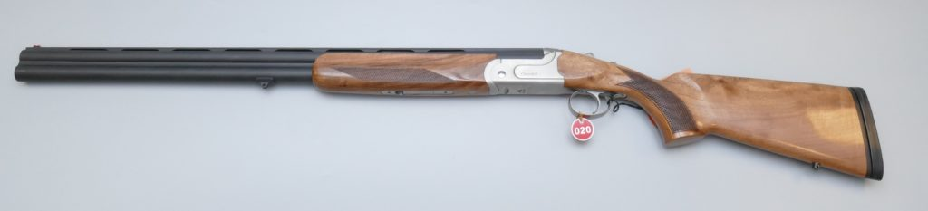 020 BDF Churchill Kal. 12/76 Lauflänge 71cm, Wechselchoke, Stahlschrotbeschuss Preis: 710.-€